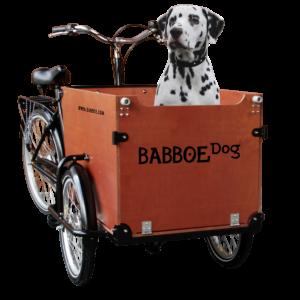 Cargo bike Babboe Dog