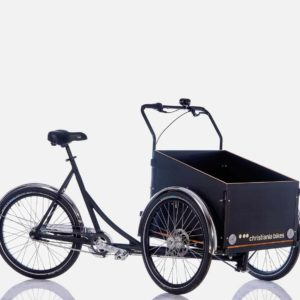 Cargo bike Short con cerchio da 24″