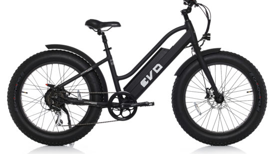 EVO fat black 7