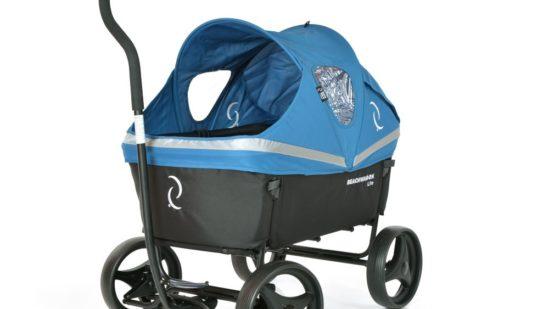 beach-wagon-verdeck-blau