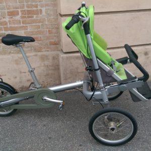 Cargo bike Taga Passeggino