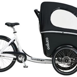 Cargo bike Cargoo