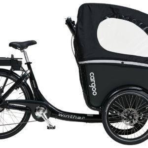 Cargo bike Cargoo elettrica