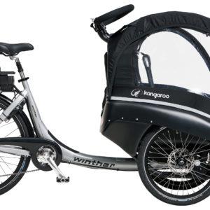 Cargo bike Luxe elettrica