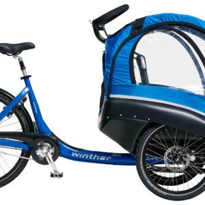 Cargo bike Luxe