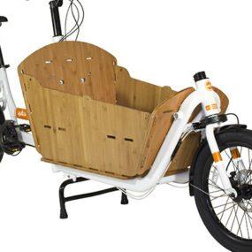 Box legno per Yuba Supermarché