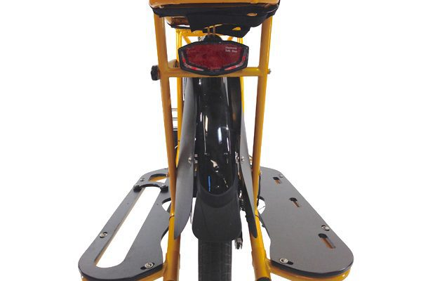 Yuba - pedana rimoschio bici