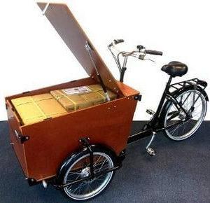 Cargo bike Babboe Trasporter
