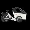 triobike boxter e rear drive white hood black