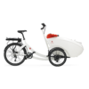 triobike mono e rear drive white side