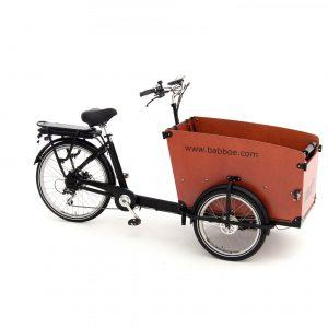 Cargo bike Babboe Big-E